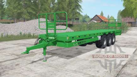 Laumetris PTL-20R pigment green для Farming Simulator 2017