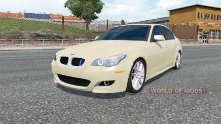 BMW 520d M Sport (E60) 2005 для Euro Truck Simulator 2