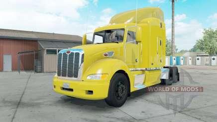 Peterbilt 386 v2.1 для American Truck Simulator