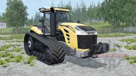 Challenger MT875E engine start sound для Farming Simulator 2015