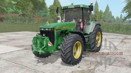 John Deere 8400&8410 для Farming Simulator 2017