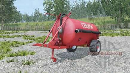 Creina CV 3200 для Farming Simulator 2015