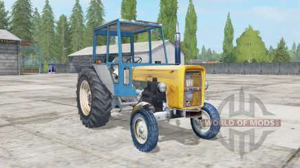 Ursus C-360 movablᶒ levers для Farming Simulator 2017