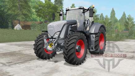 Fendt 930-939 Vario Black Bᶒauty для Farming Simulator 2017