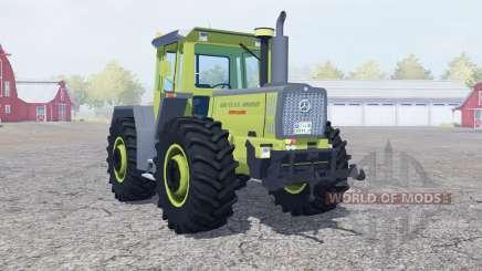 Mercedes-Benz Trac 1800 Intercooler wild willow для Farming Simulator 2013
