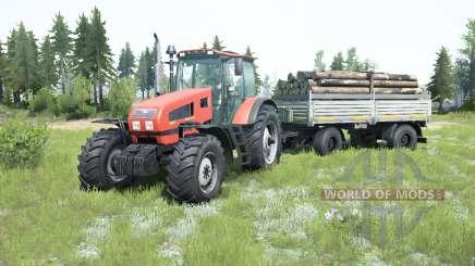 МТЗ-1523 Беларус для MudRunner