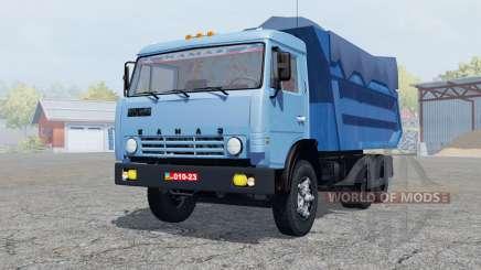 КамАЗ-55111 ручное зажигание для Farming Simulator 2013