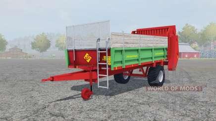Strautmann BE4 для Farming Simulator 2013