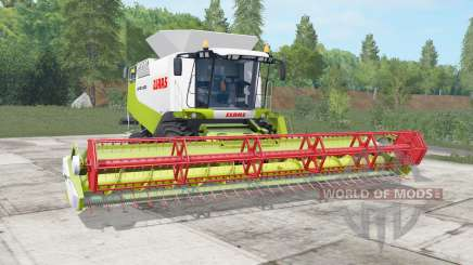 Claas Lexion 600 full pack для Farming Simulator 2017