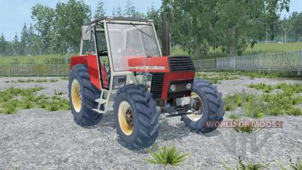 Zetor 8011 real power для Farming Simulator 2015