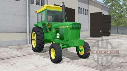 John Deere 4320 1971 для Farming Simulator 2017