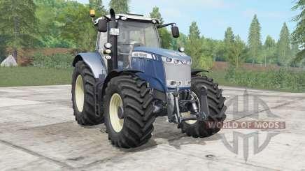 Massey Ferguson 7700-series для Farming Simulator 2017
