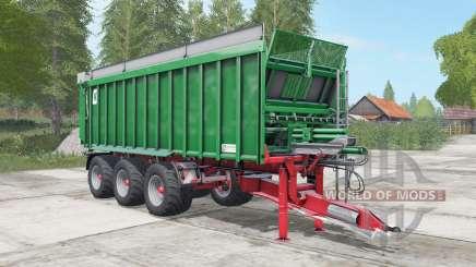 Kroger Agroliner TAW 30 pigment green для Farming Simulator 2017