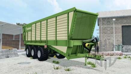 Krone TX 560 D для Farming Simulator 2015