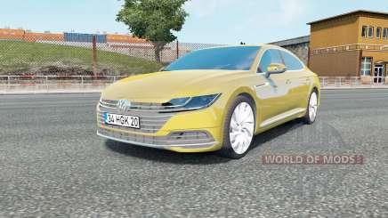 Volkswagen Arteon 4motion Elegance 2017 для Euro Truck Simulator 2