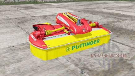 Pottinger NovaCat 301 ED для Farming Simulator 2017