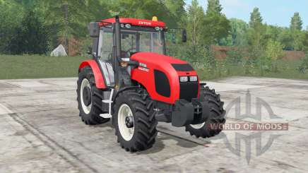 Zetor Proxima 8441 sunburnt cyclops для Farming Simulator 2017