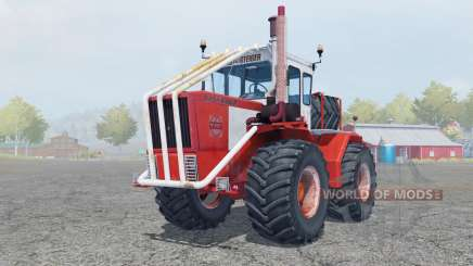 Raba-Steiger 250 amaranth red для Farming Simulator 2013