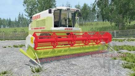 Claas Dominator 204 Mega для Farming Simulator 2015