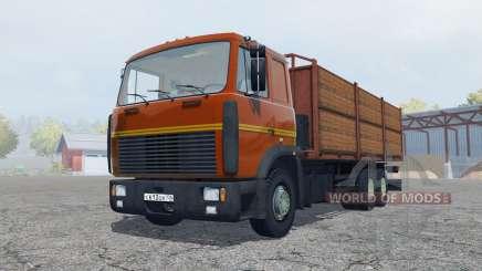 МАЗ-6303 с прицепом для Farming Simulator 2013