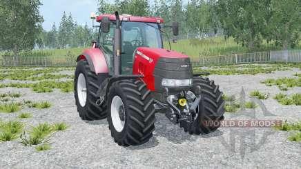 Case IH Puma 225 CVX double wheels для Farming Simulator 2015