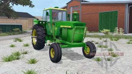 John Deere 4020 front loader для Farming Simulator 2015