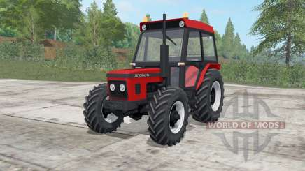 Zetor 6245 choice color для Farming Simulator 2017