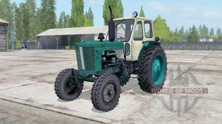 ЮМЗ-6Л окрас зелёной сосны для Farming Simulator 2017