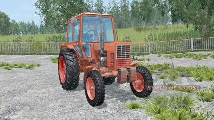 МТЗ 80 и 82 Беларус для Farming Simulator 2015