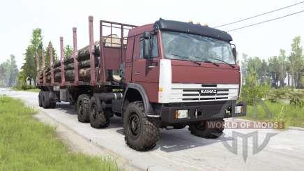 КамАЗ-44108 для MudRunner
