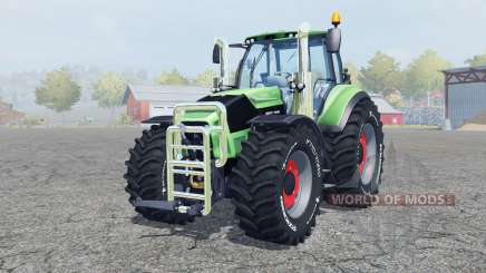 Deutz-Fahr 7250 TTV Agrotron для Farming Simulator 2013