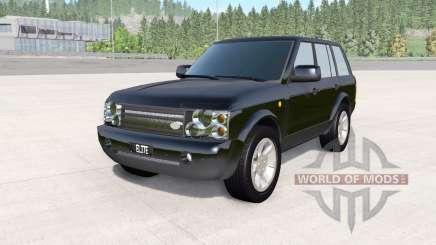 Land Rover Range Rover (L322) для BeamNG Drive