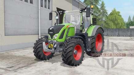 Fendt 513-516 Vario для Farming Simulator 2017