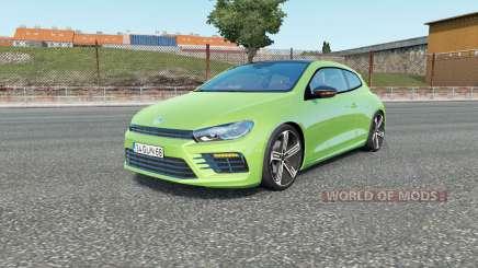 Volkswagen Scirocco R 2014 для Euro Truck Simulator 2
