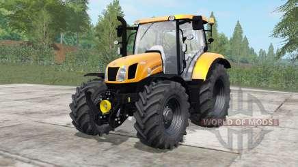 New Holland T6.140-175 для Farming Simulator 2017