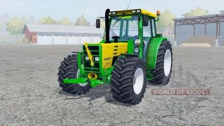 Buhrer 6135 A front loader для Farming Simulator 2013