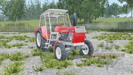 Ursus 1201 animation levers для Farming Simulator 2015