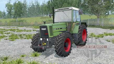 Fendt Farmer 310&312 LSA Turbomatik для Farming Simulator 2015