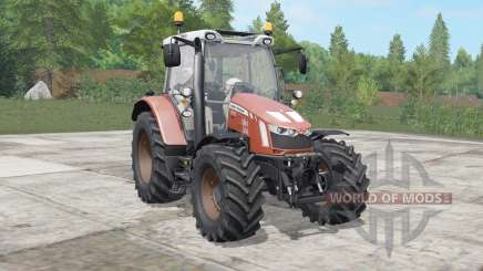 Massey Ferguson 5610&5613 для Farming Simulator 2017