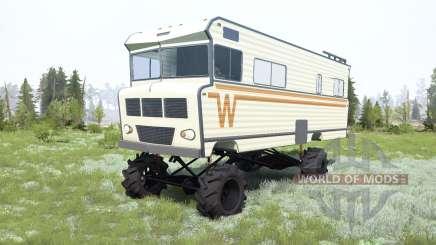 Winnebago Indian Monster для MudRunner