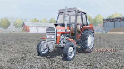 Massey Ferguson 255 manual ignition для Farming Simulator 2013
