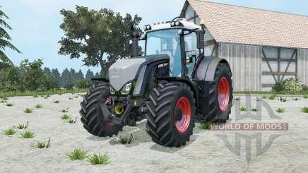 Fendt 939 Vario Black Beauty для Farming Simulator 2015