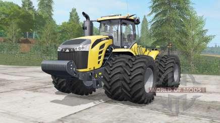 Challenger MT945-975E back hitch для Farming Simulator 2017