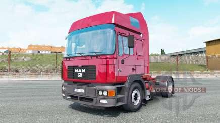 MAN F2000 19.414 для Euro Truck Simulator 2