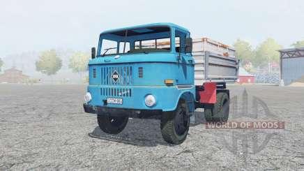 IFA W50 L process cyan для Farming Simulator 2013