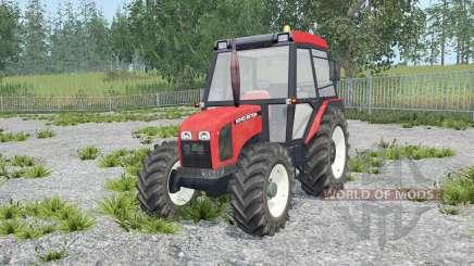 Zetor 5340 front loader для Farming Simulator 2015