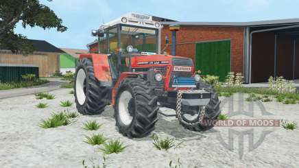 ZTS 14245 sunset orange для Farming Simulator 2015