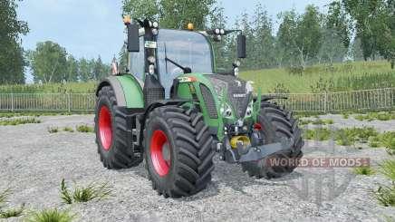Fendt 714-724 Vario для Farming Simulator 2015