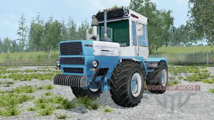 Т-200К умеренно-голубой окрас для Farming Simulator 2015