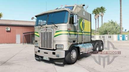 Kenworth K100E foggy gray для American Truck Simulator